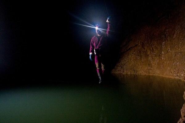 Átkelés a Kerek-tó fölött